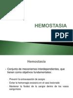 HEMOSTASIA 2012