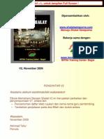 Memahami Bacaan Shalat-V2