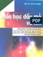 Hóa học dầu mỏ và khí (NXB Kỹ Thuật 2006) - Ts.Đinh Thị Ngọ