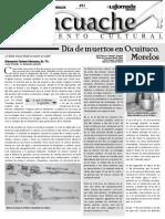 Día de Muertos en Ocuituco, Morelos