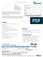 Maxlite_LED_Flat_Panel_Datasheet_MLFP14E6035_6050.PDF