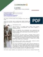 Monografia de la Vida de Shree Vasant.
