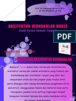 ARSITEKTUR VERNAKULAR BUGIS