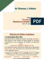 1.- Muestreo_Analogico - (Teoria de Sistemas y Señales)