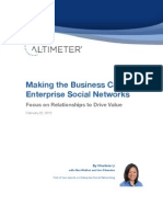 altimeterreportmakingthebusinesscaseforenterprisesocialnetworksfeb2012-120221232222-phpapp01