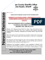 Sheriff Arpaio Obama Birth Cert Investigation Part II - Obama Docs Definitely Bogus - 17 Jul 2012 Press Release