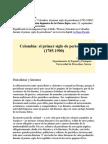 Colombia, El primer siglo de periodismo (1785-1900)