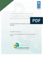 Hevia 2007 Contraloría Social y Protección Programas Sociales PNUD