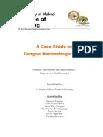 Dengue Case Study1