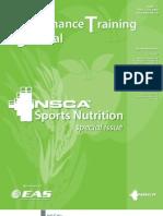 Internasional-nutrion & Performence Athletes