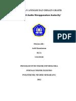 Ardi Kurniawan_edit Audio Dengan Audacity_kebunbinatang