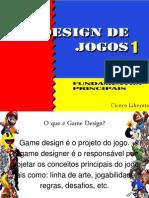 Design de Jogos