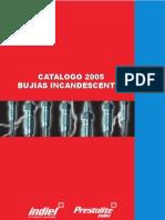 INDIEL - BUJIAS INCANDESCENTES