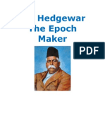 Dr Hedgewar the Epoch Maker