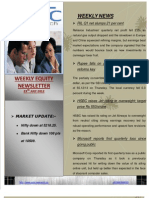 WEEKLY EQUTY REPORT BY EPIC RESEARCH - 23  JULY  2012