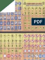 Traffic Sign (Bahasa)