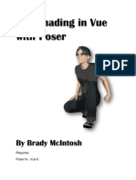 Cell Shading in Vue With Poser