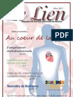 Le Lien - Mars 2012
