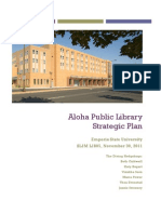 Public Library Strategic Plan