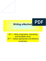 Write Effectively 1