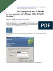 Linux 5.5 Installation Steps