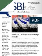 Strategic Business Insight E-bulletin - 1
