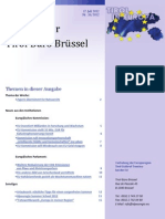 Tirol in Europa, Newsletter am 23.Juli 2012