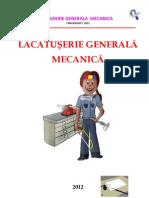 LACATUSERIE GENERALA MECANICA