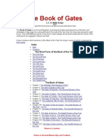The Book of Gates