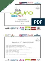 Apresentação da DBR 2012