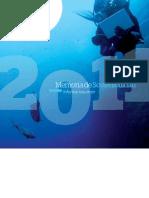 Informe Memoria de sostenibilidad Tragsa 2011