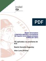 LUNA_AITOR Guía TF TIC aplicadas a ELE