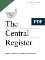 Schools - HSMS 20090715 Central Register