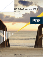 US GAAP v IFRS Dec 2011