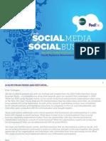 The 2012 FedEx Ketchum Social Business Study