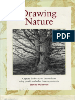 4460866 Drawing Nature by Stanley Maltzman