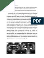 Identifikasi Forensik Odontologi