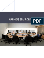 Business Environment 1