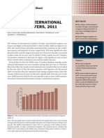 Trends in international arms transfers, 2011