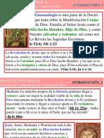 CRISTOLOGÍA (Introducción)