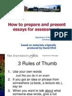 Skills Presentation