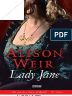 Alison Weir Lady Jane