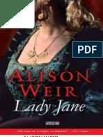Alison Weir Lady Jane