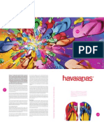 d083b534cea42e The Havaianas story - Learn how to paint with your feet
