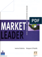 Market Leader Advanced Business English Course Book