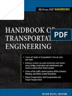 Handbook of Transportation Engineering (1)
