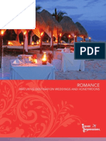 ROMANCE ft DESTINATION WEDDINGS AND HONEYMOONS