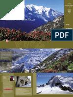 CHAMONIX Mont-Blanc Valley