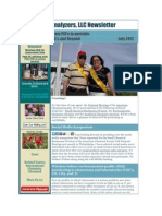 July E Newsletter 2012 PID Analyzers, LLC