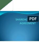 Shareholder Agreement Clauses-2307